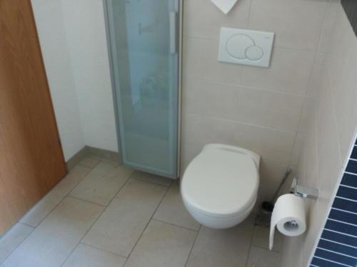 Tageslicht-Badezimmer WC